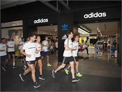 Carles Castillejo se une al movimiento #energyrunning de adidas en Barcelona