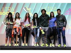 adidas presentó Ultra BOOST: el calzado que lleva mas allá el concepto de energía