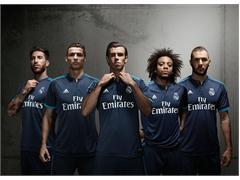 El Real Madrid estrenará frente al Malmö su tercera equipación para esta temporada
