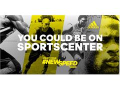 adidas and SportsCenter to feature fan videos in adidas #NewSpeed Mix Tape: Volume II