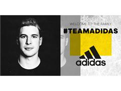 NHL All-Star Sidney Crosby Joins adidas