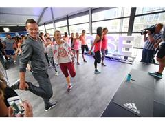 adidas Tennis Stars Launch Innovative Tennis Inspired HIIT Sessions