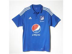 adidas presenta la camiseta de Millonarios F.C. para la temporada 2016