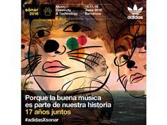 Porque La Buena Música Es Parte De Nuestra Historia 17 Años Juntos #adidasXSonar