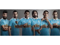 Sporting Cristal presenta nueva camiseta oficial 2016
