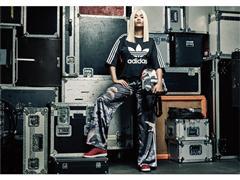Cultura Oriental é a inspiração da nova coleção adidas Originals e Rita Ora