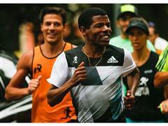 Haile desafia corredores a atingir nível máximo