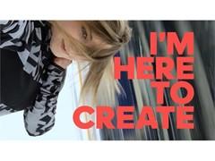 """""""I'm Here to Create"""" – trzeci rozdział kampanii adidas"""