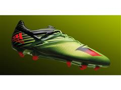Crafted for Leo Messi. Built to win. The new Messi15 boot
