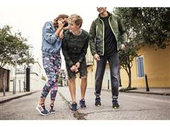 Laufen wie auf Wolken – adidas neo präsentiert CLOUDFOAM