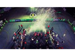 Terceira edição da Young Champions reúne 480 jovens atletas no Memorial da América Latina
