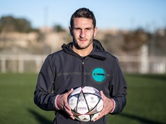 Gareth Bale, Koke and Oliver Torres star in adidas Gamedayplus with guest presenters the F2 Freestylers