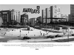 adidas Skateboarding anuncia Away Days Tour na América Latina