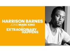 PODCAST: Golden State Warrior Harrison Barnes Joins adidas Group's Mark King