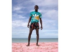 adidas Originals x Pharrell Williams - Pink Beach