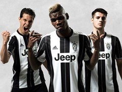 adidas and Juventus present the Bianconeri Jersey for the 2016/17 season
