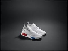 Weiß ist das neue Schwarz – adidas Originals NMD_R1