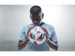 adidas представя Fracas, официалната футболна топка за директните елиминации и решаващият елемент, кой ще победи на UEFA EURO 2016