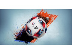 adidas unveils Fracas, the Official Match Ball of UEFA Euro 2016TM knock-out phase