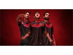 Leão é a inspiração para segundo unforme do Sport Recife