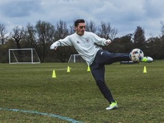 adidas celebrates Mesut Özil's unrivalled touch and vision in latest First Never Follows film