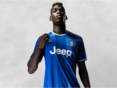 adidas and Juventus Present the Away Jersey for the 2016/17 Season