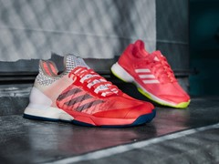 adidas tennis launches the adizero Ubersonic 2 footwear model