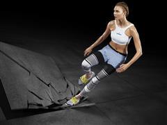 Sportlerin und Topmodel Karlie Kloss ist neue Markenbotschafterin von adidas by Stella McCartney