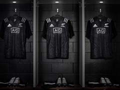 Mana, Strength and Heritage Inspire New Māori All Blacks jersey