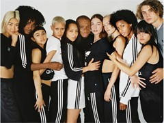 adidas Originals + UO Launch We the Future Campaign