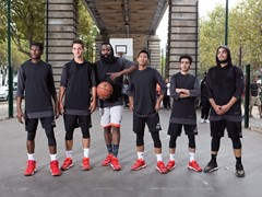 James Harden Takes on Summer in Paris