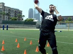 adidas to Launch 'Sport Needs Creators' TV Spot During NFL Opener