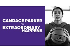 PODCAST: WNBA star Candace Parker joins adidas Group's Mark King