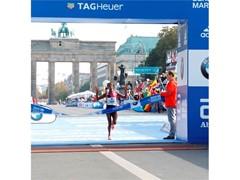 adidas Athletin Aberu Kebede gewinnt den 43. Berlin Marathon