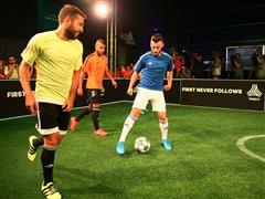 adidas ha presentado su pack de botas Speed of Light con Rakitic, Jordi Alba y Rafinha