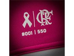 Flamengo e Coritiba vestem camisa rosa em conscientização sobre o câncer de mama