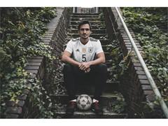 Neues DFB-Trikot: Skater-Look für Özil, Hummels und Co