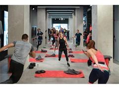 аdidas представи обновеният Home Court магазин на бул. Витоша  със специална функционална тренировка