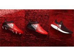adidas przedstawia buty Red Limit X16 w ramach kolekcji Red Limit