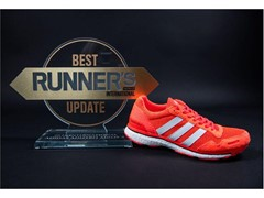 "Adizero Adios Boost 3.0 Runner's World International ""en İyi̇ Yeni̇leme"" Ödülünü Aldı"