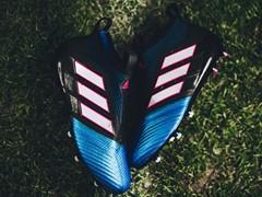 Blue Blast:  adidas startet explosiv ins neue Jahr