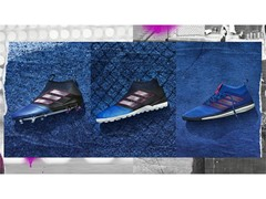 adidas Football prezentuje ACE17+ PURECONTROL, X16 oraz MESSI 16 z kolekcji Blue Blast