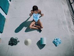 adidas x Parley:  Swimwear aus recyceltem Ozean-Plastikmüll