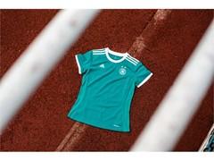 Neues Auswärtstrikot für DFB-Frauen: In Grün zur EURO 2017