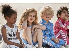 adidas Originals и марката за детско облекло Mini Rodini продължават сътрудничеството си през сезон пролет/лято 2017