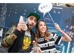 adidas Originals представя новите модели NMD за сезон пролет/лято 2017 в София