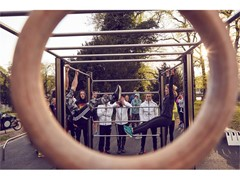 adidas eröffnet Urban Gyms in Berlin