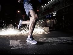 Conquista la ciudad con las adidas PureBOOST DPR, diseñadas para entregar una experiencia de running cruda, real y adaptativa