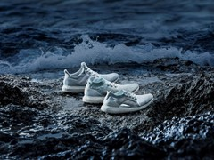 adidas Introduces New Colourway To adidas X Parley Footwear Range, Referencing Coral Bleaching