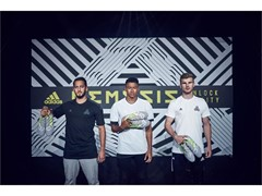 adidas Soccer Talent Join Forces To Celebrate Launch of NEMEZIZ
